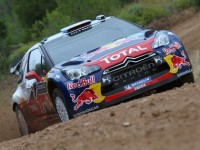 Citroen Aces Swap Positions For Acropolis Rally Lead