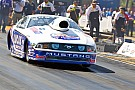 Larry Morgan Bristol Dragway Saturday Report