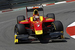 GP2 Racing Engineering Valencia SC Qualifying Report