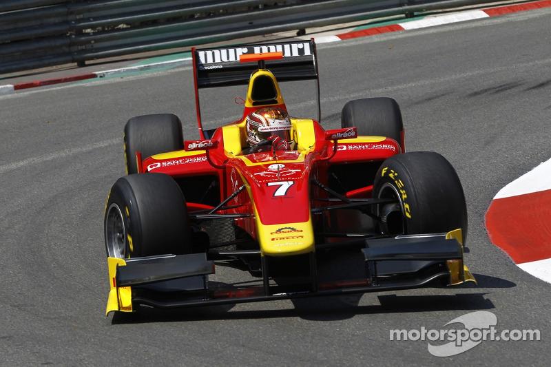 Racing Engineering Valencia SC Qualifying Report