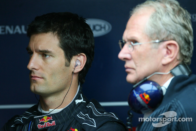 Marko Weighs Up Future For Webber, Alguersuari