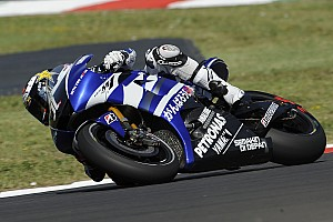 Yamaha Italian GP Friday Practice Report