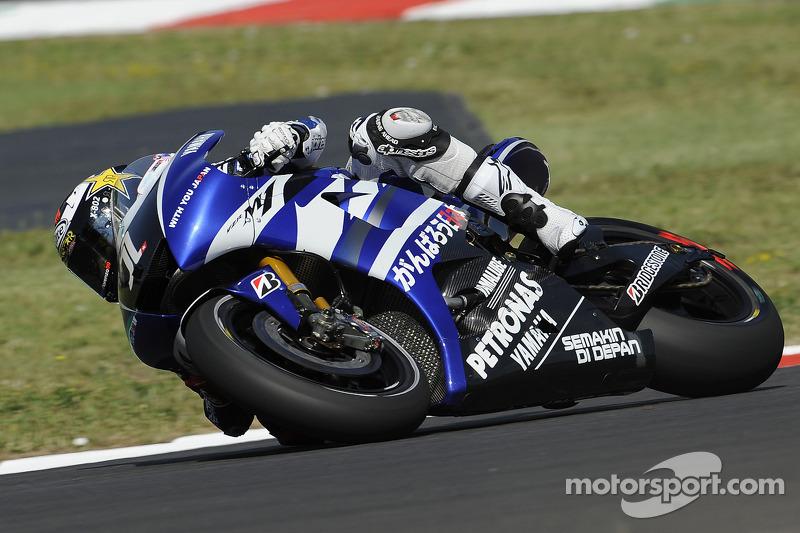 Yamaha Italian GP Friday Practice Report