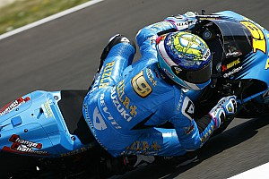 Suzuki Italian GP Qualifying Report
