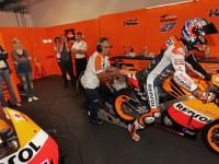 Repsol Honda MotoGP Qualifying Wrap For Italian GP