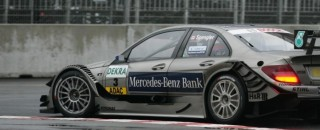 Mercedes DTM  Race Report Norisring - Nuremberg