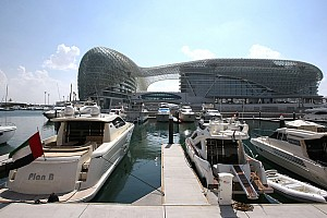 Formula 1 Abu Dhabi Delays F1 Layout Tweak Until 2012