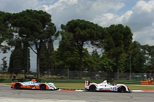 Zytek Imola ILMC Event Race Report