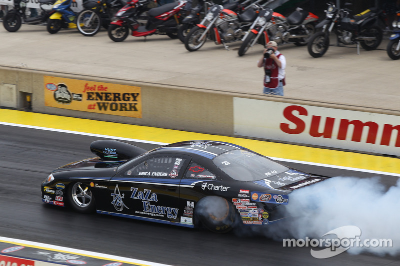 Erica Enders Looks To Make History At Joliet