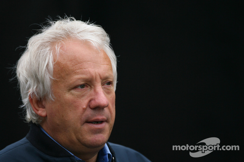 Only One 'DRS' Zone For British GP - Whiting
