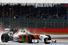 Force India British GP - Silverstone Friday Practice Report