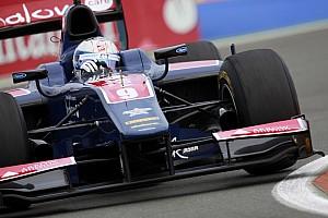 GP2 Series Silverstone Practice Report