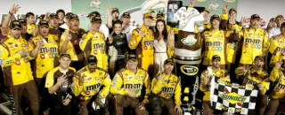 NASCAR Sprint Cup NASCAR's Kentucky 400 Winning Team Press Conference