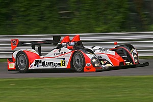 ALMS Tomy Drissi  Lime Rock Race Report