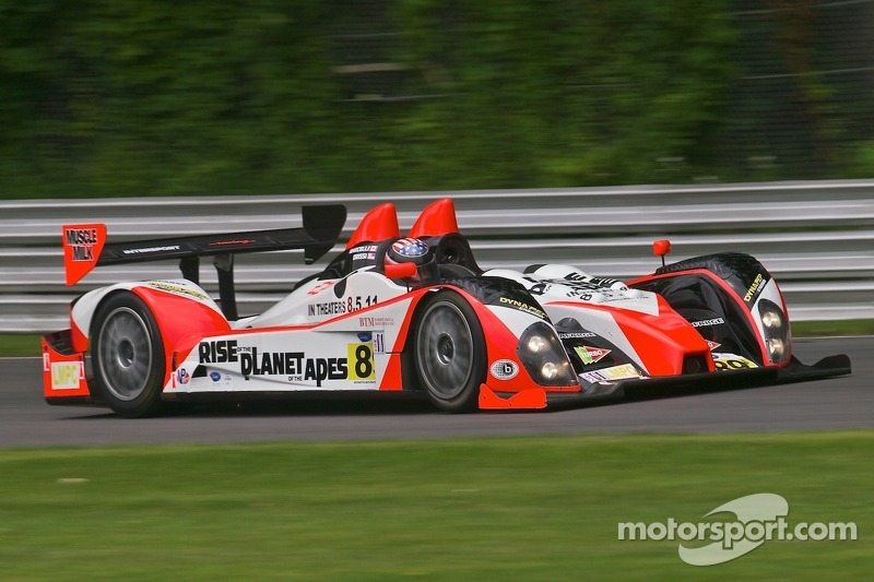 Tomy Drissi  Lime Rock Race Report