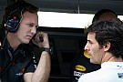 Horner To Discuss Webber Attitude, Future 'In Private'