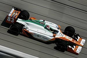 IndyCar CGR's Charlie Kimball Toronto Race Report