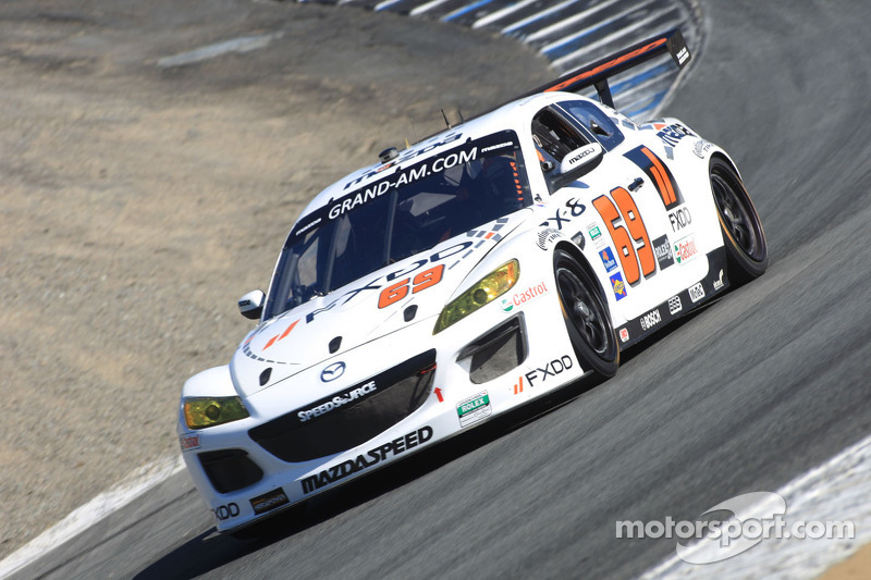 SpeedSource Laguna Seca Race Report