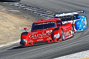 Grand-Am Riley Technologies Laguna Seca Race Report