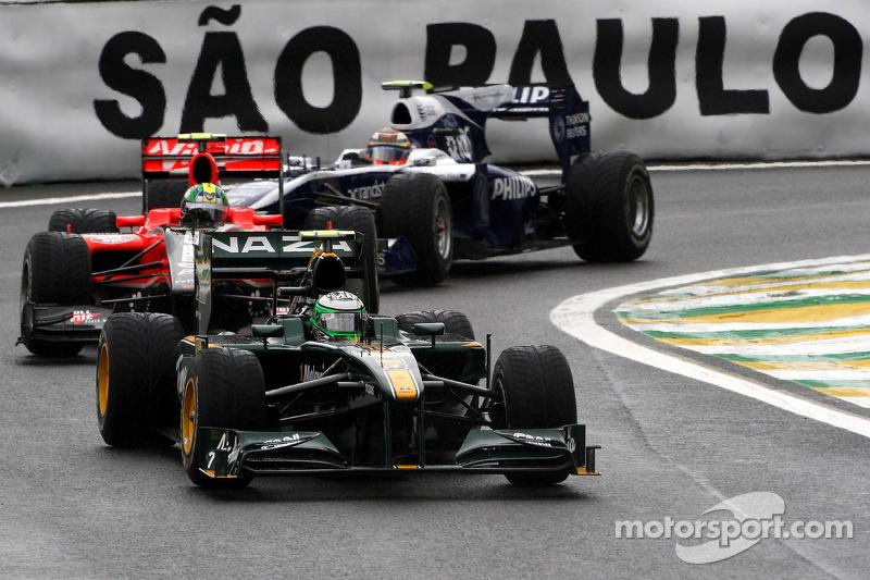 F1 Won't Use Temporary Interlagos Chicane