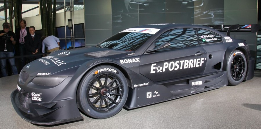 BMW Introduces M3 Concept Car For 2012 DTM Season