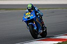 Suzuki German GP Friday Report