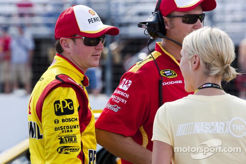 Dodge Teams Loudon 301 Race Quotes