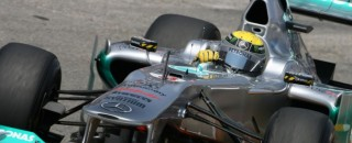 Mercedes Looking Forward To F1 German GP At Nurburgring