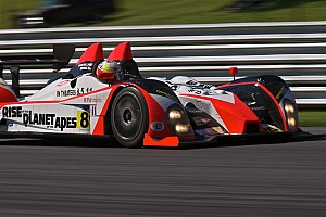 ALMS Kyle Marcelli Has Home Track Advantage At Mosport