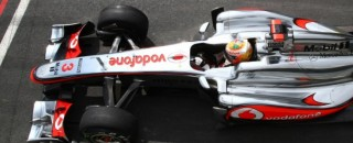 McLaren F1 German GP - Nurburgring Friday Practice Report