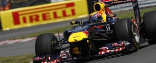 Formula 1 Webber's Red Bull wings fly to German GP Pole Position