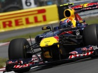 Webber's Red Bull wings fly to German GP Pole Position