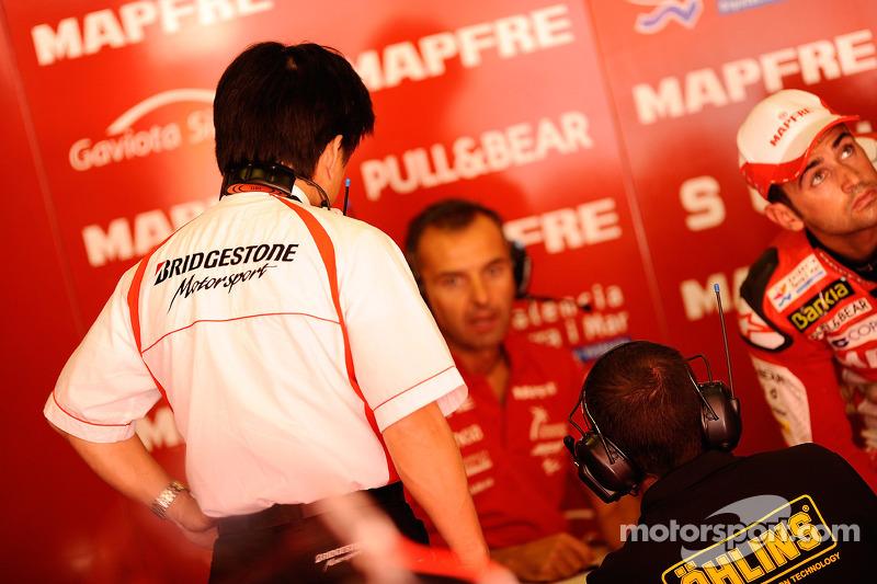 Bridgestone US GP Qualifying Report