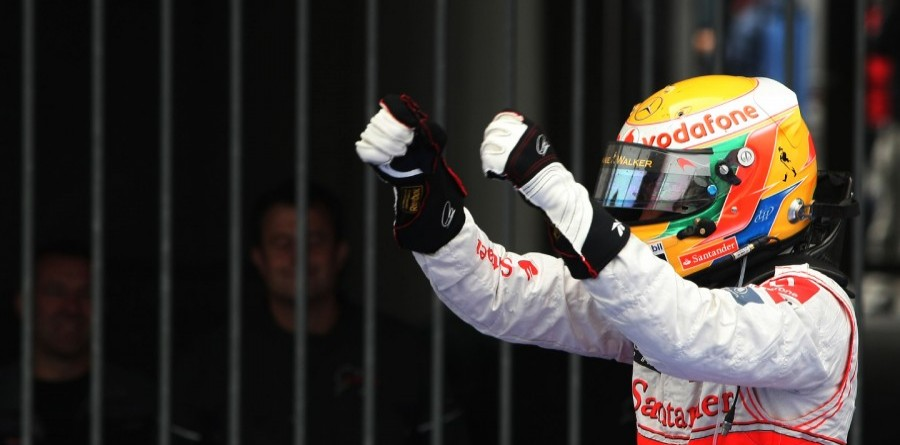 Heroic Hamilton Takes F1 German GP Victory For McLaren