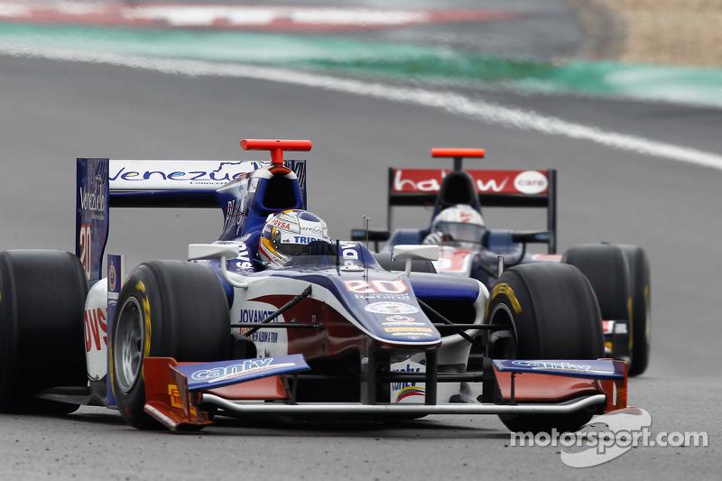 Trident Racing Nurburgring Race 2 Report