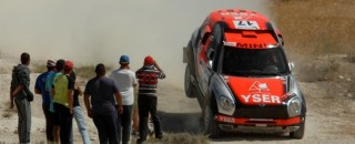 Cross-Country Rally Baja Aragon, Round 4 of the FIA World Cup CCR