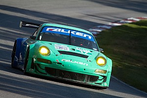 Porsche Motorsport Mosport Race Report