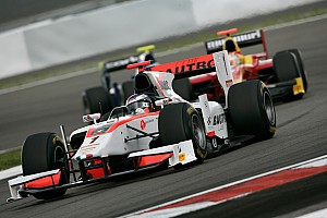 GP2 Rapax Nurbrugring Race 1 Report
