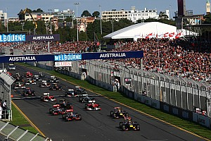 Formula 1 2012 Delay For Bahrain GP, Turkey Axed - Report