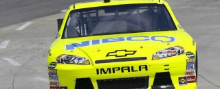 NASCAR Sprint Cup Menard Earns His First NASCAR Cup Career Win At Indianapolis