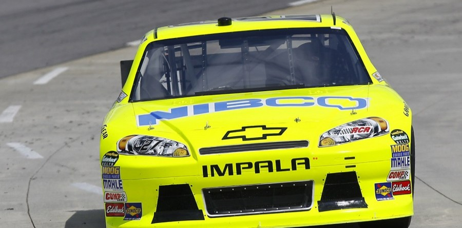 Menard Earns His First NASCAR Cup Career Win At Indianapolis