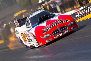 NHRA Johnny Gray Looks For Success In Seattle