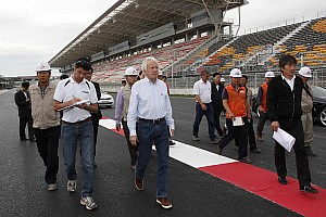 Formula 1 FIA To Approve India Track This Month