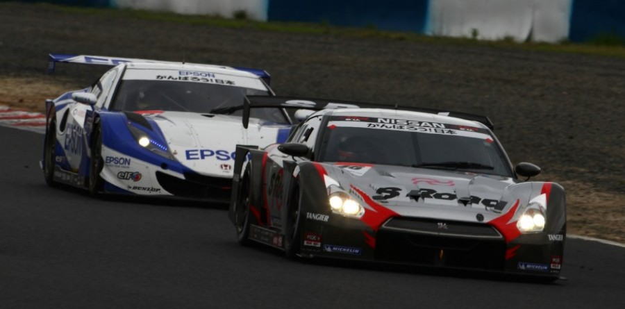 Super GT Series Sugo Race Report