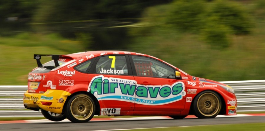 Airwaves Racing Prepared For Snetterton BTCC Event