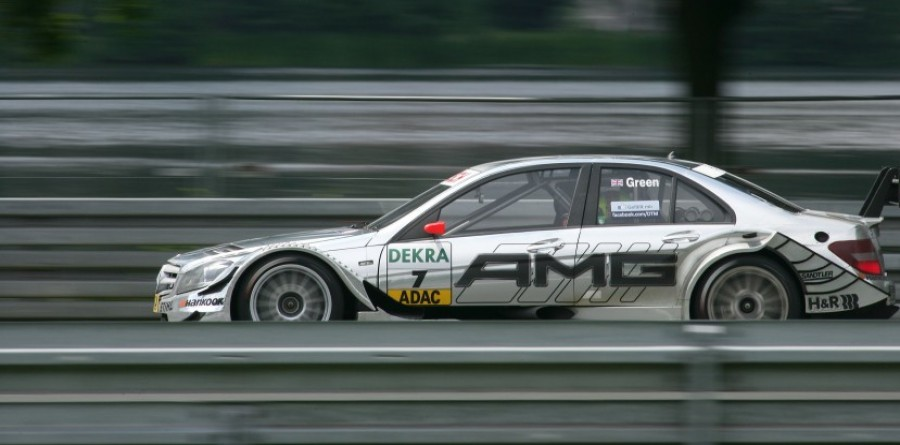 Mercedes' Difficult Nurburgring DTM Qualifying Day