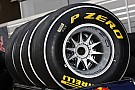Silver Pirelli Tyre 'Too Hard' For F1