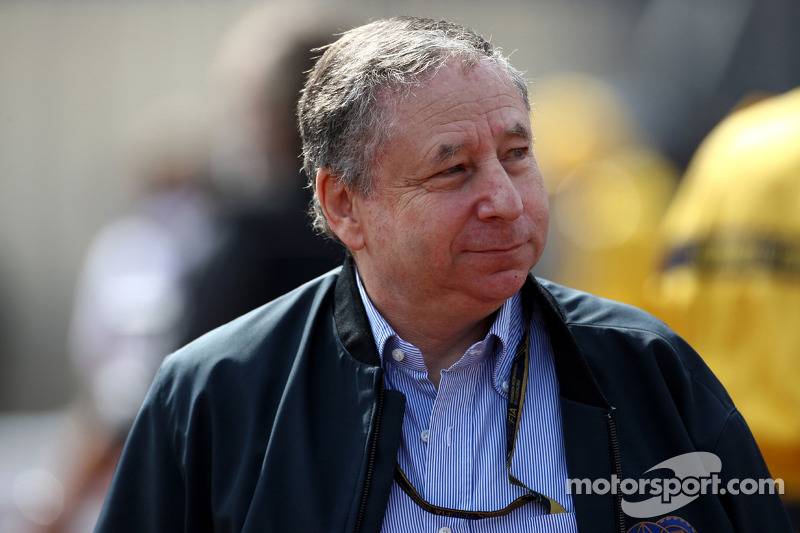 F1 Return For Mexico 'Possible' - Todt