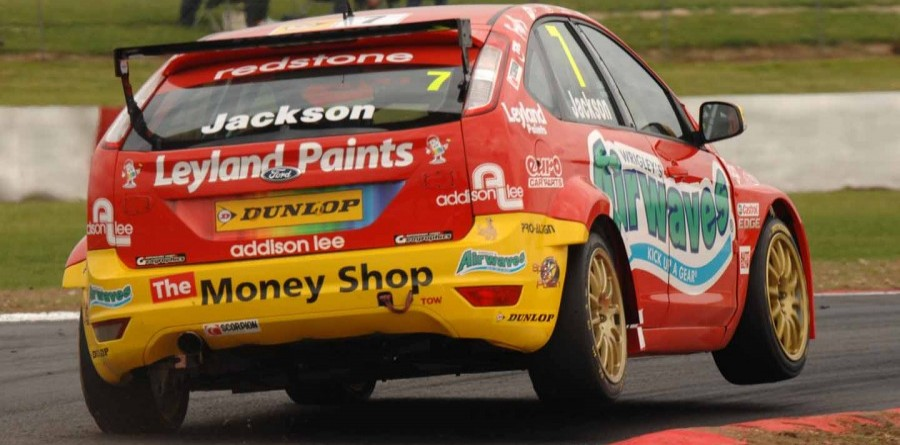 Jackson Takes BTCC Series Lead After Snetterton