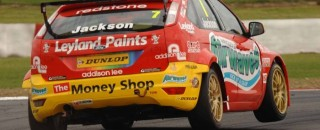 BTCC Jackson Takes BTCC Series Lead After Snetterton